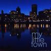 darkemeralds: Photo of Downtown Portland, Oregon USA in twilight (Portland)