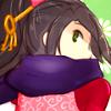 yatagarasu: (GLANCE ☄ over her shoulder)