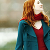 avendya: Amy Pond in the snow (Doctor Who - Amy)