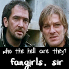 sharpe_read: Sharpe and Harper (Fangirls!) (Default)
