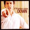 sabrina: (Love Actually; Take You Down)