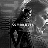 azephirin: Romulan commander from ST (woman -- commander)
