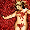 azephirin: (woman -- rose petals)