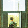 aigha: (Friedrich - Woman at a Window)