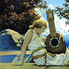 aigha: (Parrish - The Lute Players)