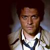 lastdream: Castiel(Miash Collins) from Supernatural (Castiel is not amused)