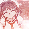 tinknevertalks: Happy smiley Sakura. (Default)