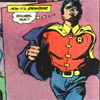 cmshaw: DC Comics: Jason strips to the Robin suit (This looks like a job for)