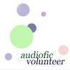 winkingstar: Official audiofic archive volunteer icon. ([Misc] audiofic volunteer)