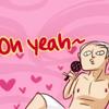 kuzunoha: (Kanji-chan: enjoys naked men)