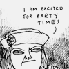 amber: (➄ i am excited for party times)