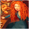 celestineangel: a screencap of Princess Merida from Disney Pixar's Brave (Disney - Princes - Merida Angry)