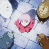 perennial: (calm / where she belongs)