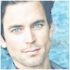 embroiderama: (Matt Bomer - blue) (Default)