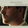 rhivolution: Matthew Macfadyen is pensive, text: jeux sans frontieres (games without frontiers: Tom Quinn)