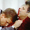 dorinda: Screencap from Night Court: Harry lays his head on Dan's chest. (harry/dan_NightCourt)