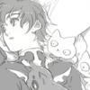 aknightmustrise: ([Suzaku] Pensive with cats)