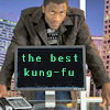"lilacsigil: Hardison from Leverage ""The Best Kung-Fu"" (Hardison)"