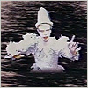 """eriktrips: still from Bowie's """"Ashes to Ashes"""" video (bowiePierrot)"""