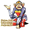bluefall: the Didactic Wonder Monkey (Didactic Wonder Monkey)