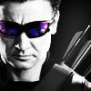 bethbethbeth: (Avengers Hawkeye sunglasses (omnimodusch)