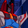 ilyena_sylph: g1 starscream smirking like his smirky self (Transformers: Starscream)