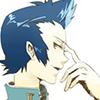 deathboss: (Grin - Hand on Forehead)
