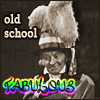 "hokuton_punch: Screenshot of the First Doctor in a feathered hat with the caption, ""old school fabulous."" (doctor who fabulous)"