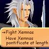lanjelin: Xemnas from Kingdom Hearts pontificating (Pontificating)