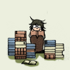 statice: (♚ {nope} these are my books)