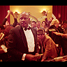 allchildren: CAPTAIN benjamin sisko looking dapper in a tux (☄⁹ badda bang)