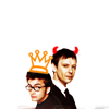 suziesparrow: ((dw) the doctor and the master)