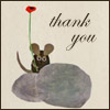 norah: Little mouse with a flower. image by leo leonni, from Frederick. (thankyou)