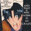 nagia: (rk; a/m; weasel kicked)