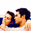 alchemy: Dylan O'Brien and Tyler Hoechlin ([tw] Pun intended.)