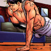 bludhavenguardian: (Working out)