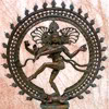 dancesontrains: An idol of Lord Shiva dancing on the dwarf of ignorance (Natraja dancing)