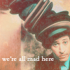 madwanderer: (We're all Mad here)