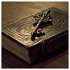 sid: (pretty Key and book)