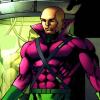 darthbatgirl: Lex Luthor in his green and purple suit  (evil genius)
