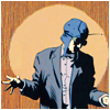 onlybythenight: Justice Riders Blue Beetle (intelligence inducement engine my ass) (just a crazy inventor [ted])