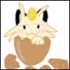mikaristar: Meowth, Pokemon (NewThing)