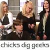 redwineisinstock: (chicks dig geeks)