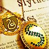 lenabee: embracing my Slytherin side (Slytherin Locket)
