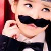 melluransa: (IU mustache)