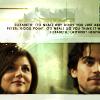 monanotlisa: Elizabeth Burke & Neal Caffrey, lookin' up (and lookin' hot) (neal/elizabeth - white collar)