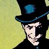 foreshadower: Tony Harris. (I am a dark and sinister man)