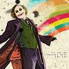 specialmandate: (Sunshine and Rainbows -- Joker)