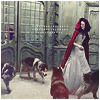storiwr: (Red Riding Hood w/Wolves)