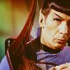 annathepiper: (Musical Spock)